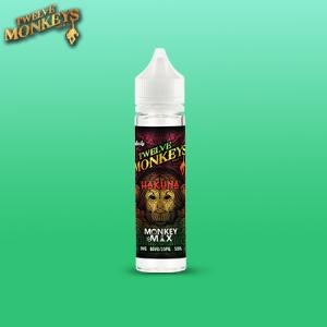 12 Monkeys - Hakuna (50ml, Shortfill)