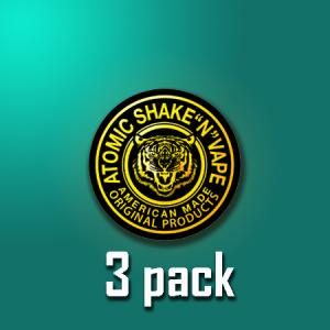 Halo - Atomic - 3pack