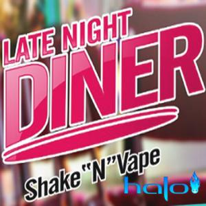 Halo - Late Night Diner - 50ml