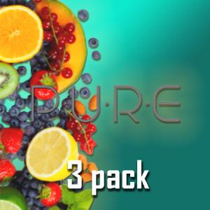 Halo - Pure - 3pack
