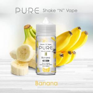 Pure - Banana (50ml, Shortfill)