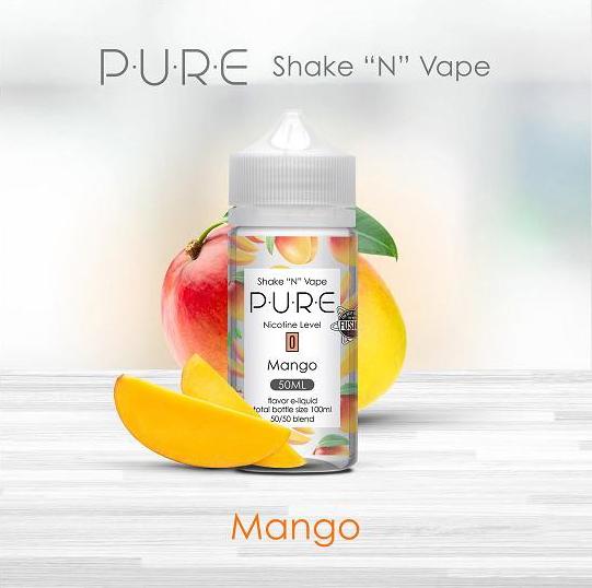 Pure - Mango (50ml, Shortfill)