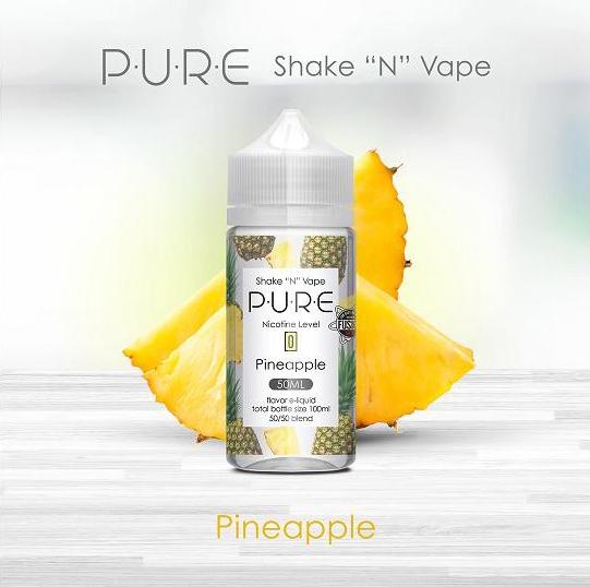 Pure - Pineapple (50ml, Shortfill)