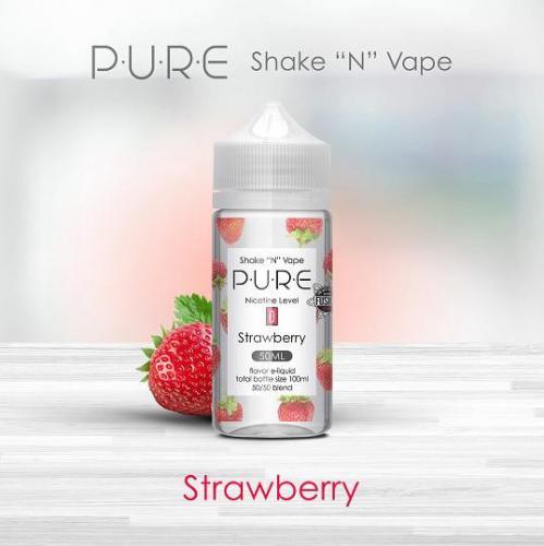 Pure   Strawberry