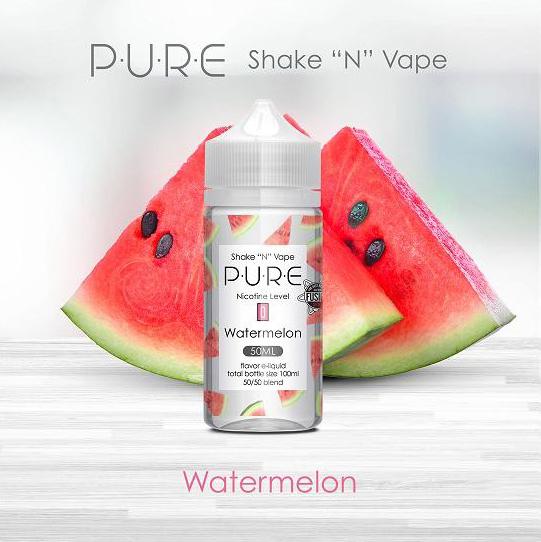Pure - Watermelon (50ml, Shortfill)