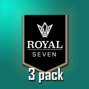 Halo - Royal Seven - 3pack