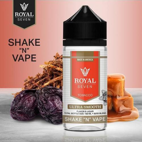 Royal Seven   Ultra Smooth