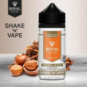 Royal Seven - Woodsy Blend (50ml, Shortfill)
