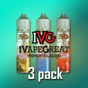 IVG - 3pack