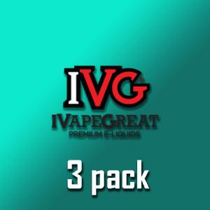 IVG - 3pack (outlet)
