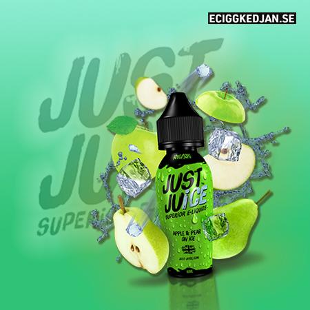 Just Juice | Apple & Pear on Ice