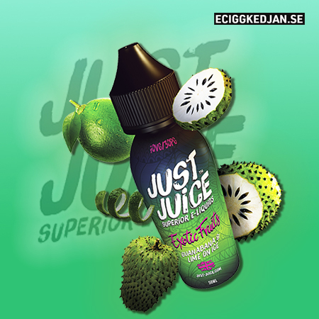 Just Juice | Guanabana & Lime on Ice