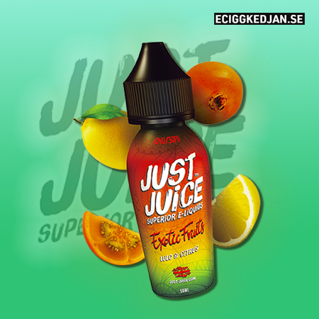 Just Juice | Lulo & Citrus
