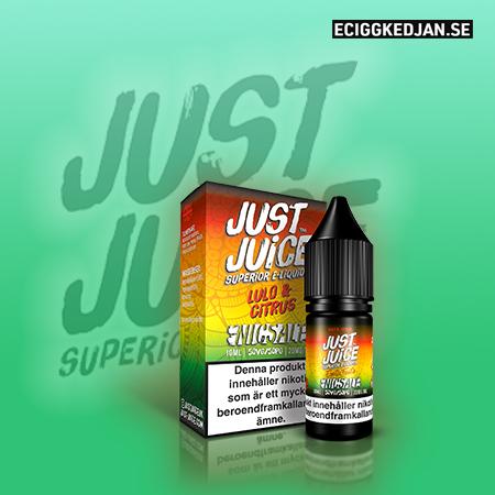 Just Juice | Lulo & Citrus