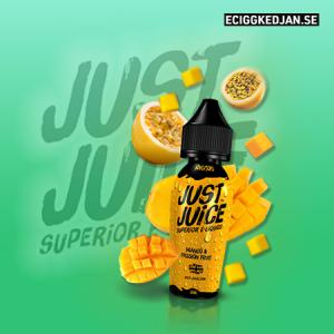 Just Juice | Mango & Passion Fruit