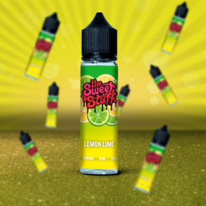 Sweet Stuff | Lemon Lime