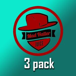 Mad Hatter - 3pack