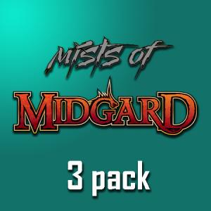 Mists of Midgard - 3pack
