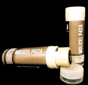 MoliCel | P42A - 21700 Batteri | 4000Mah 45Amp (inkl.skyddstub)