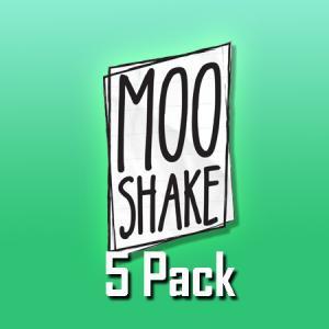 Moo Shake (50ml, Shortfill, 5pack)