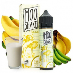 Moo Shake - Banana  (50ml, Shortfill)