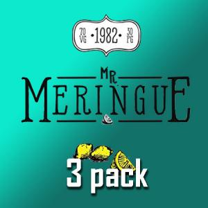 Mr Meringue - 3pack