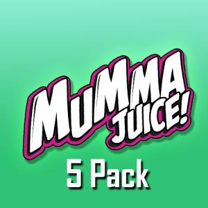 Mumma Juice (50ml, Shortfill) 5pack