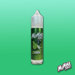 Mumma Juice - Green (50ml, Shortfill)