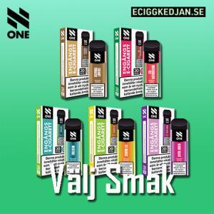 N One - Engångspod - Salt 20mg