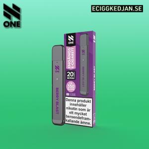 N ONE | Berry Blast | ENGÅNGSPOD