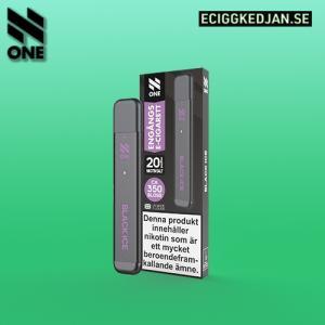 N ONE | Black Ice | ENGÅNGSPOD