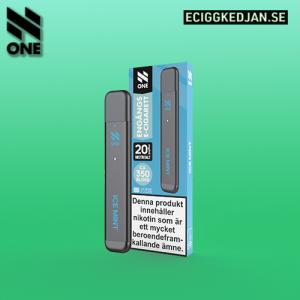 N ONE | Ice Mint | ENGÅNGSPOD