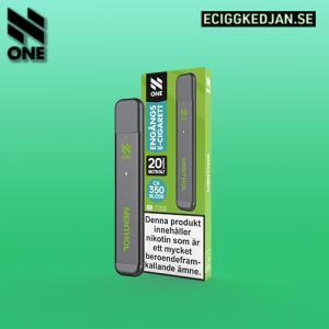 N ONE | Menthol | ENGÅNGSPOD