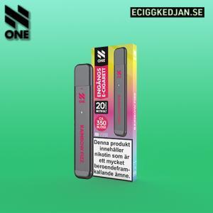 N ONE | Rainbow Fizz | ENGÅNGSPOD