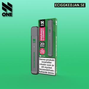 N ONE | Watermelon Ice | ENGÅNGSPOD
