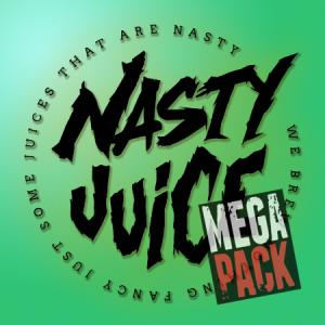 Nasty Juice (50ml, Shortfill)26pack - Mega Pack