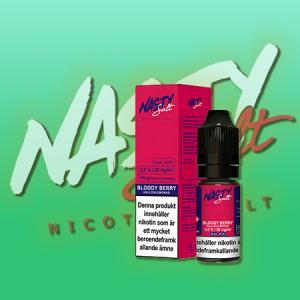Nasty Juice Salt | Bloody Berry