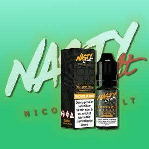 Nasty Juice Salt | Tobacco Bronze Blend