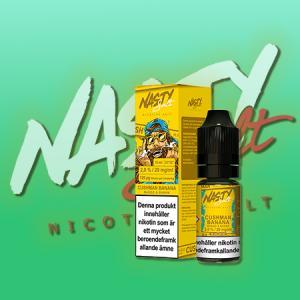 Nasty Juice Salt | Cushman Banana