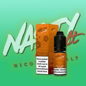 Nasty Juice Salt | Devil Teeth