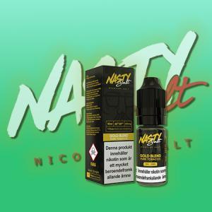 Nasty Juice Salt | Tobacco Gold Blend