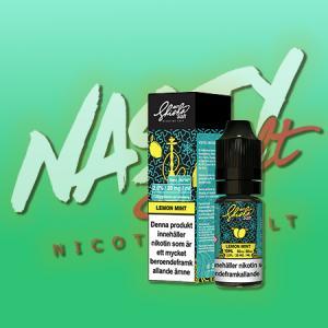 Nasty Juice Salt | Shisha Lemon Mint