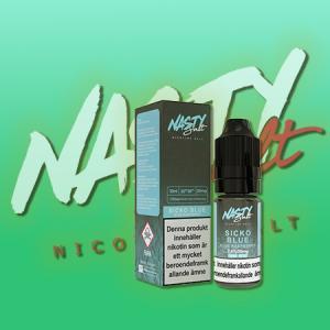 Nasty Juice Salt | Sicko Blue