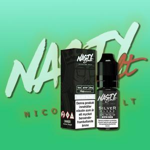 Nasty Juice Salt | Tobacco Silver Blend