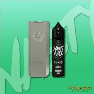 Nasty Juice Tobacco | Silver Blend