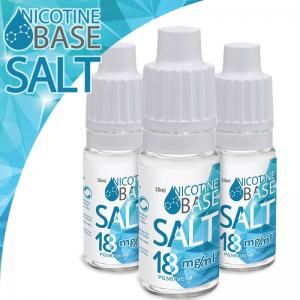 Nicotine Base - SALT - PG50/VG50