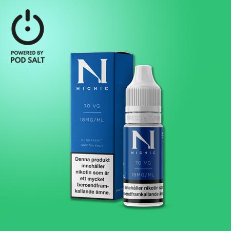 Nic Nic - Nikotinshot - VG70/PG30
