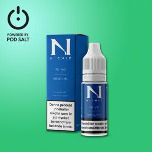NIC NIC | Nikotinshots VG70/PG30