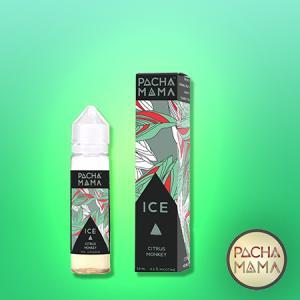 Pachamama Ice - Citrus Monkey (50ml, Shortfill)
