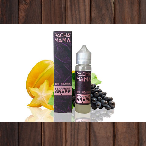 Pachamama Salts - Starfruit Grape (50ml, Shortfill)